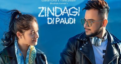 Zindagi Di Paudi – Lyrics Meaning in Hindi – Millind Gaba - Lyrics
