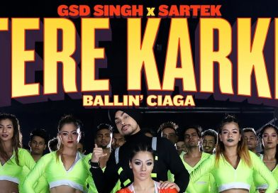 Tere Karke – Lyrics Meaning in Hindi – GSD Singh, Sartek